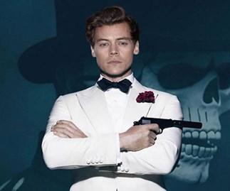 Harry Styles James Bond