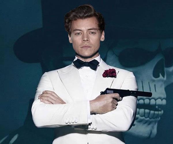 Harry Styles James Bond