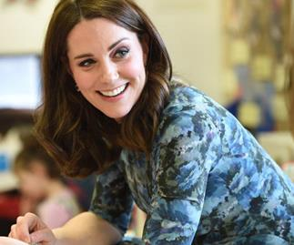 Kate Middleton To Launch Website To Help Teachers Talk About Mental Health