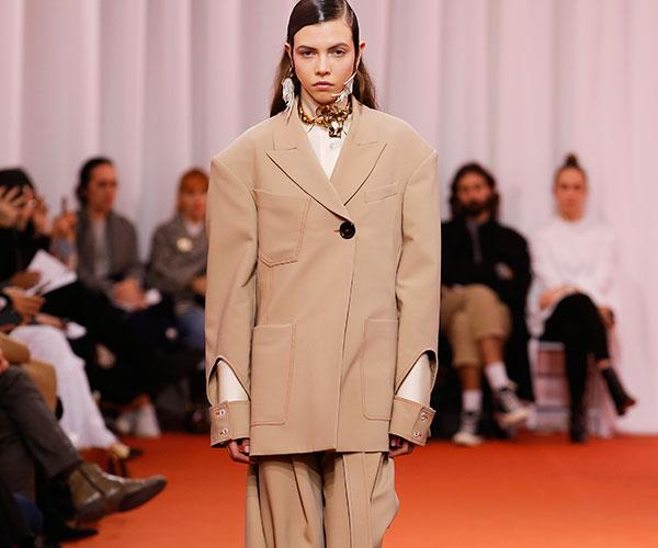 Ellery Haute Couture Fashion Week Debut