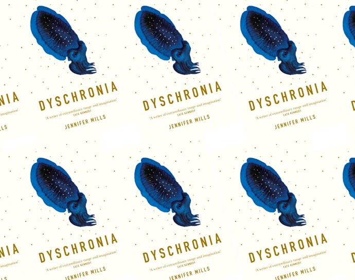 WIN A Copy Of 'Dyschronia' By Jennifer Mills