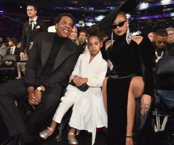 Blue Ivy Shut Down Beyonce At The Grammys