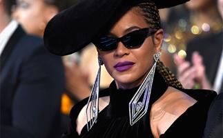 Beyonce at 2018 Grammys