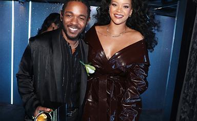 Rihanna Partied After The Grammys With Her Billionaire Boyfriend