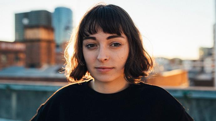 Australian musician Stella Donnelly