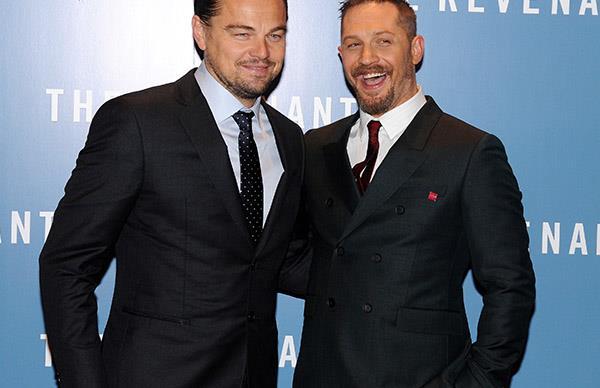Tom Hardy Leonardo DiCaprio Tattoo