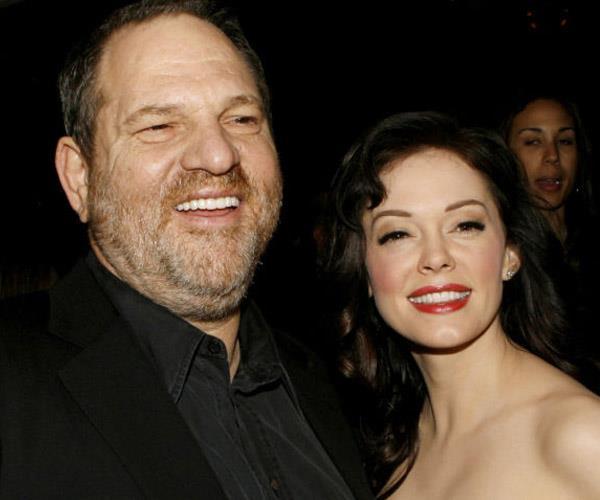 Harvey Weinstein Used Ben Affleck Emails To Deny Rose McGowan's Rape Allegation