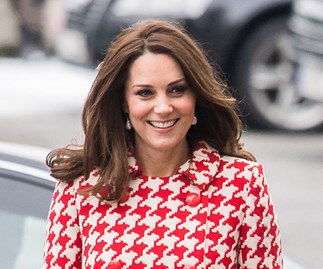 Kate Middleton Chanel
