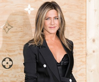 Jennifer Aniston Teases The Possibility Of A 'Friends' Reunion