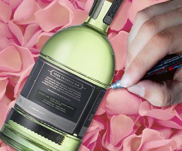 custom gin