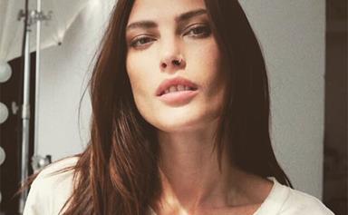 Off Duty Model Beauty: Catherine McNeil
