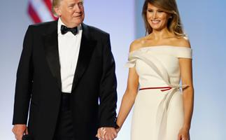 Donald Trump Reportedly Exaggerated About The Price Of Melania's Engagement Ring