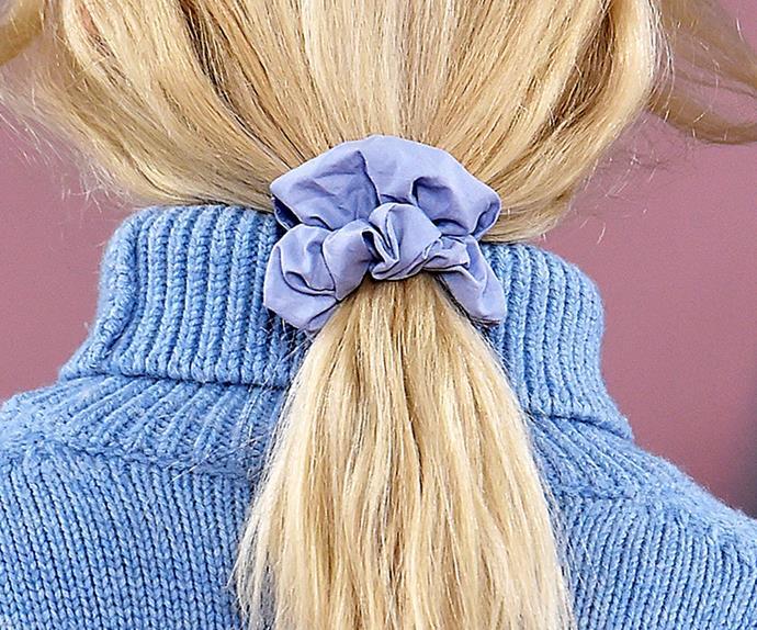 Hair clip.