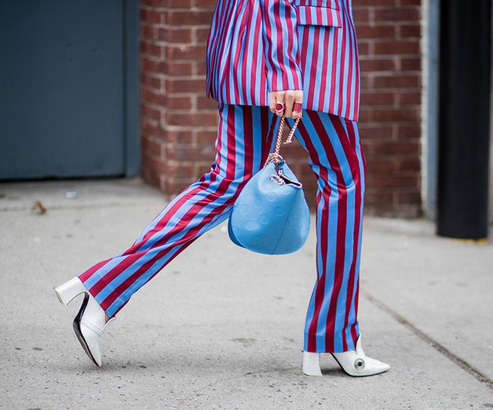 Best New York Fashion Week Street Style