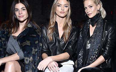 Everyone Sitting Front Row At New York Fashion Week 2018