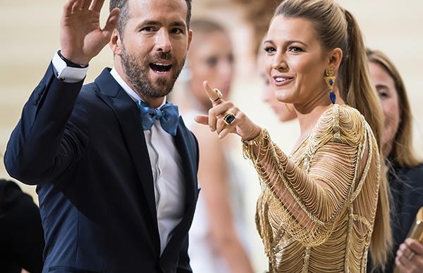 Blake Lively Ryan Reynolds Instagram