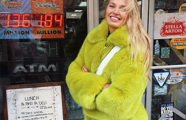 Best Instagrams New York Fashion Week