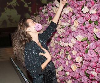 Celebrity Valentine's Day 2018