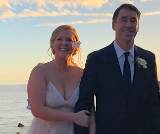 Amy Schumer Just Had A Surprise Wedding, And She Is Being So Casual About It