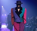 Marc Jacobs Brings '80s Glam With A Dark Twist To New York Fashion Week