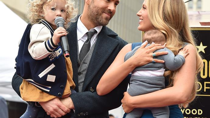 Blake Lively's Three-Year-Old Daughter Is Already Critiquing Her Outfits