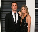Jennifer Aniston Reunited With Justin Theroux One Last Time On Valentine's Day