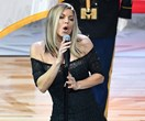 Take A Second To Bask In Fergie's Beautifully Confusing National Anthem Performance