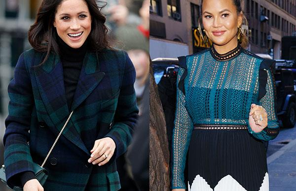 Chrissy Teigen Reveals She Was On 'Deal Or No Deal' With Meghan Markle