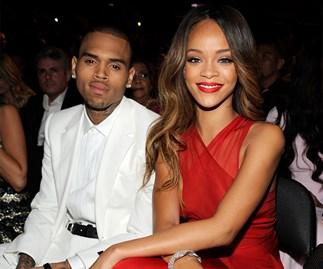 Chris Brown Rihanna Birthday Message