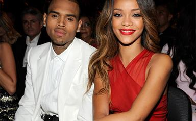 Chris Brown Posted A Birthday Message For Rihanna, And Can You Not Bro