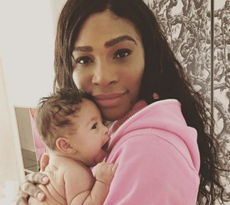 Serena Williams reveals: 'I almost died giving birth'