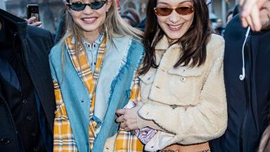 In Praise Of Bella And Gigi Hadid's Fashion Week Sister-Style