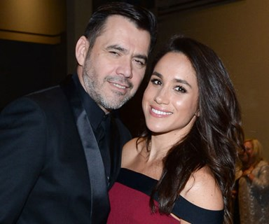 Meghan Markle's BFF Fashion Designer Roland Mouret Reveals He Might Have Created Her Wedding Dress