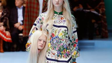 All The 'Game Of Thrones' References In Gucci's Milan Fashion Week Show