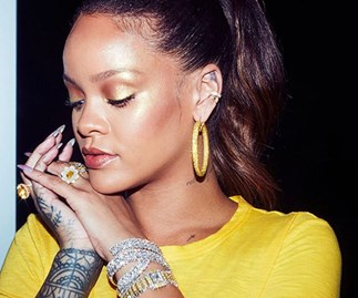 Rihanna Drops A New Fenty Beauty Highlight In Honour Of Her 'Dirty Thirties'