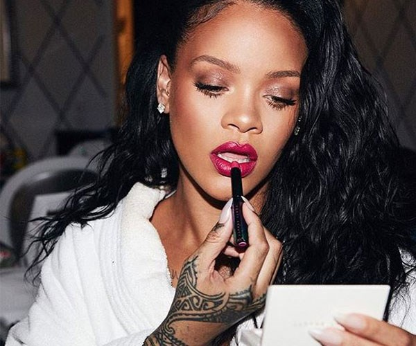 Rihanna Answers All Of Your Most Pressing Beauty Questions