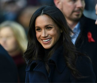 Meghan Markle just scored a new job ahead of the royal wedding