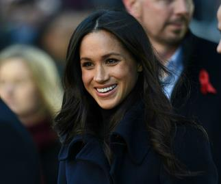 Meghan Markle just scored a new job ahead of the royal wedding