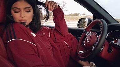 Meet Kylie Jenner's $1.4 Million Push Present From Her Baby Daddy, Travis Scott
