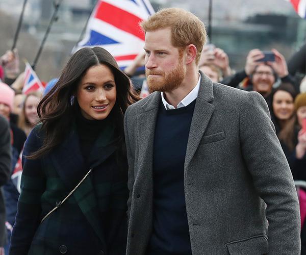Prince Harry Ex-Girlfriend Wedding Invite