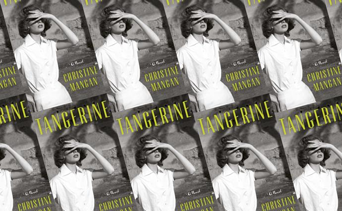 Tangerine book by Christine Mangan