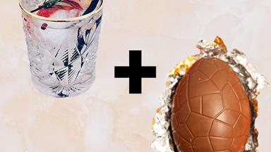 Gin & Tonic Easter Eggs Are Here To Combine Your Two Greatest Loves: Alcohol And Chocolate