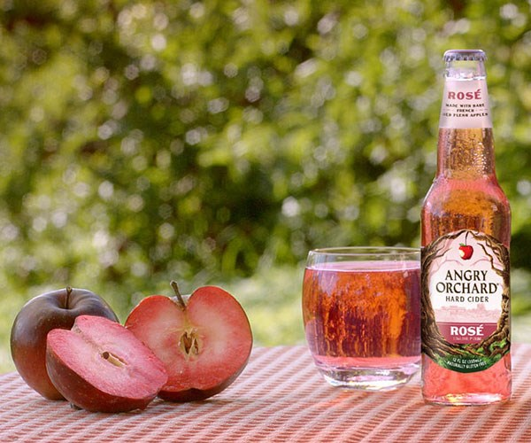 Rosé Cider Is Now A Thing, Adding Further Fuel To Our Rosé Obsession