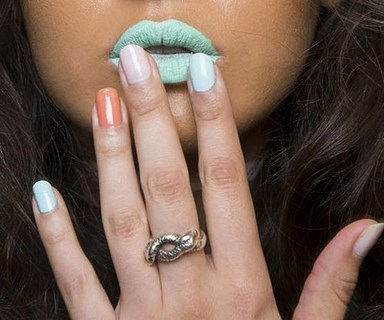 12 Fashion-Forward Spring Nail Design Ideas