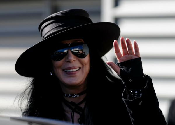 Cher Stole The Show At Mardi Gras Last Night Because Of Course She Did