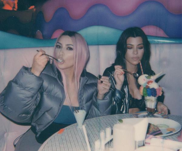 Kim Kardashian Naked Noodles Japan
