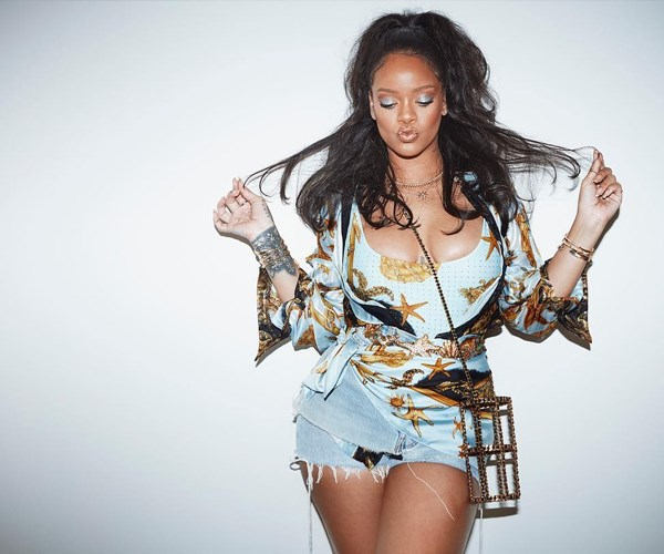 Rihanna Lingerie Label
