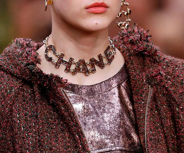 Chanel Runway Autumn Winter 2018