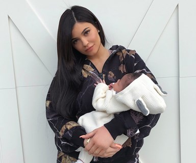 Kylie Jenner Gives Us A Sneak Peek Into Stormi's Nursery