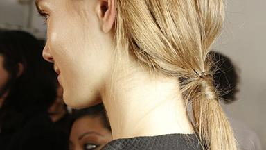 Ponytail Hairstyle Ideas To Steal From The Runway